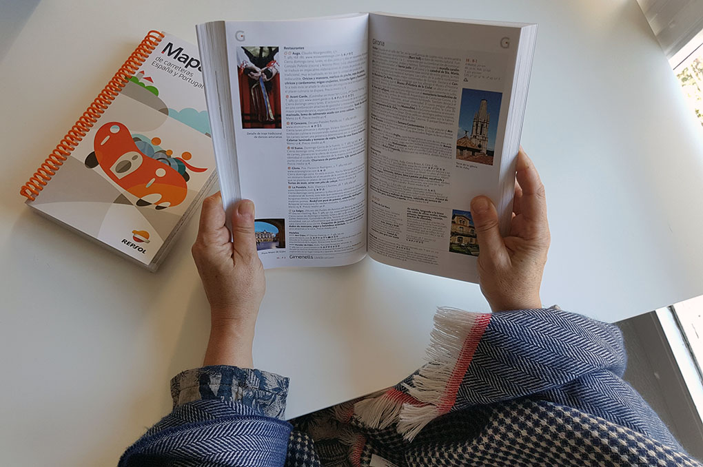 Libros de viajes para regalar: 'Guía Repsol 2017'. Foto: Edu Sánchez