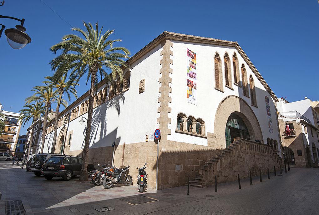 Mercado Municipal Javea - mercado 1 - Foto: Rafa Molina
