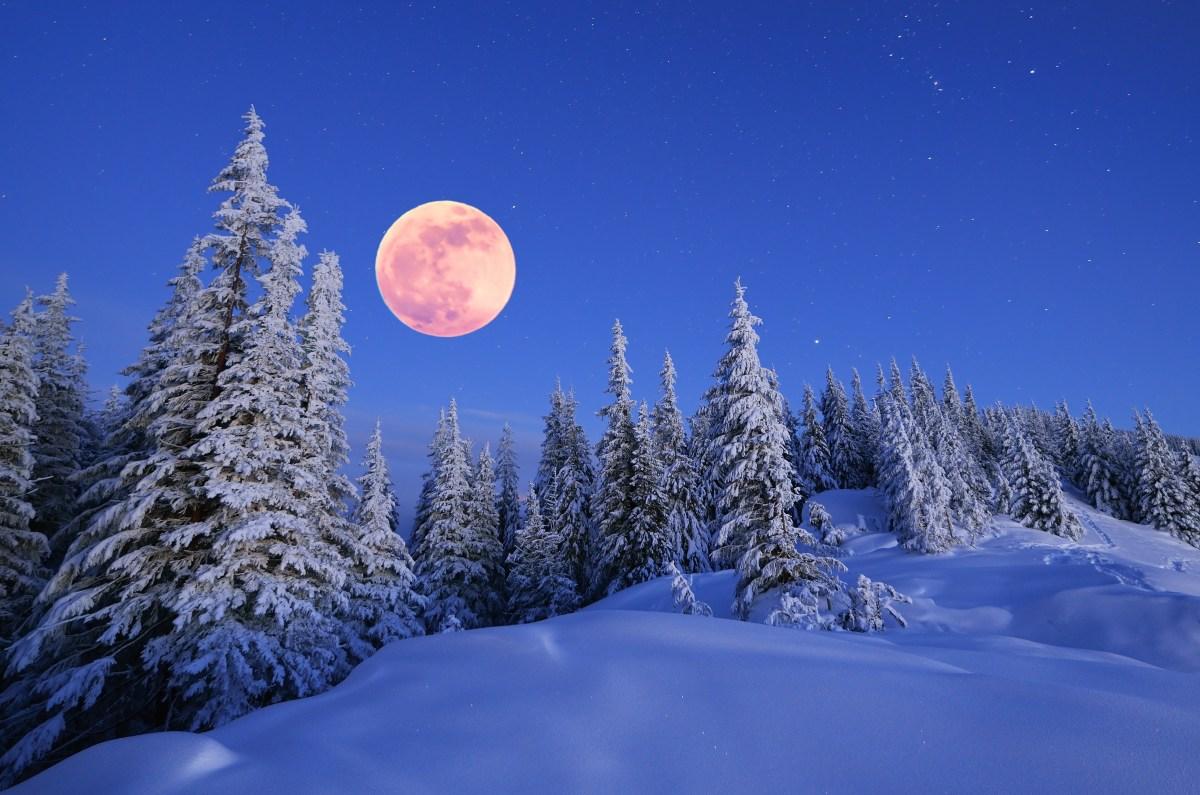 Montaña nevada. Foto: shutterstock
