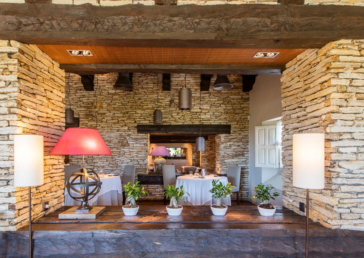 Interior de La Finca. Foto: cedida