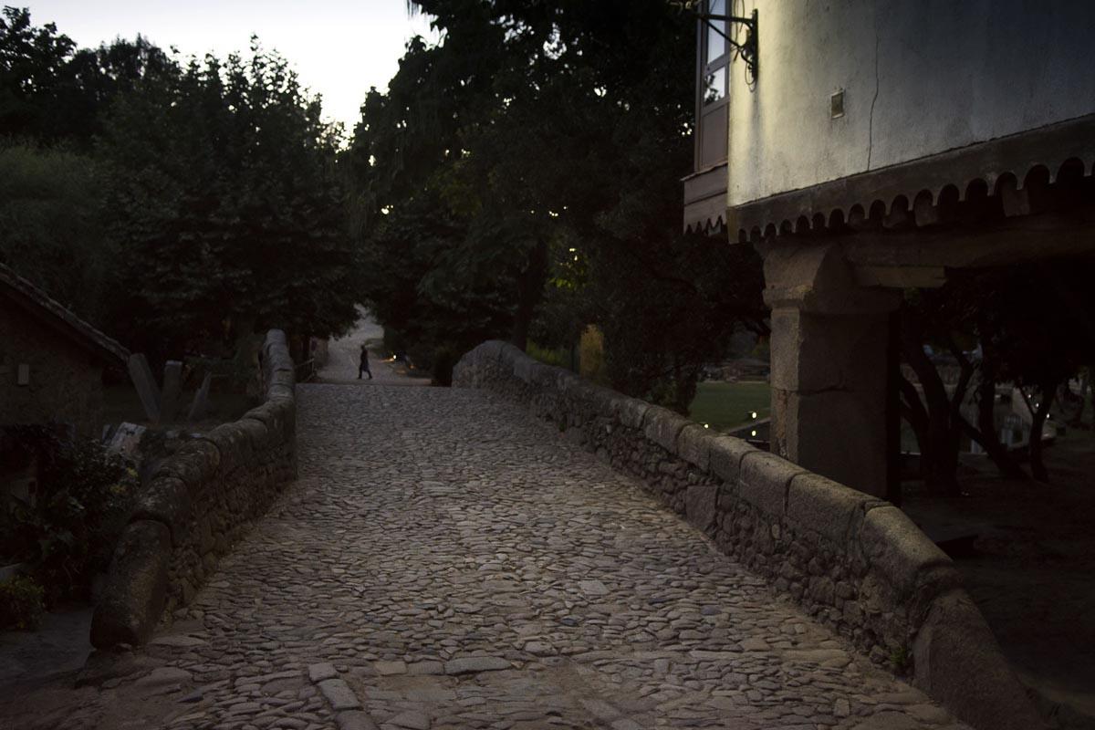 Puente romano de San Martín