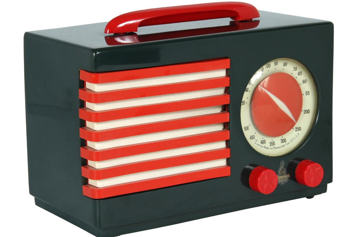 Radio Patriot, diseño de 1940
