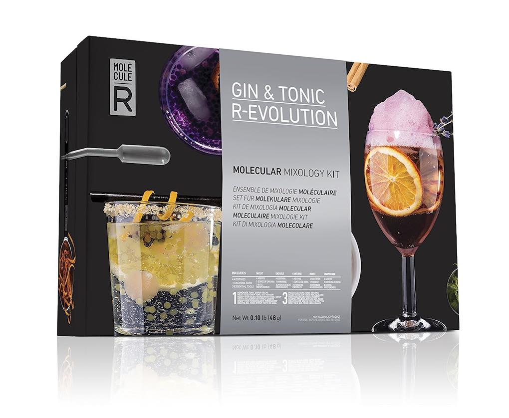 kit de gintonic moleculr. Foto: Amazon