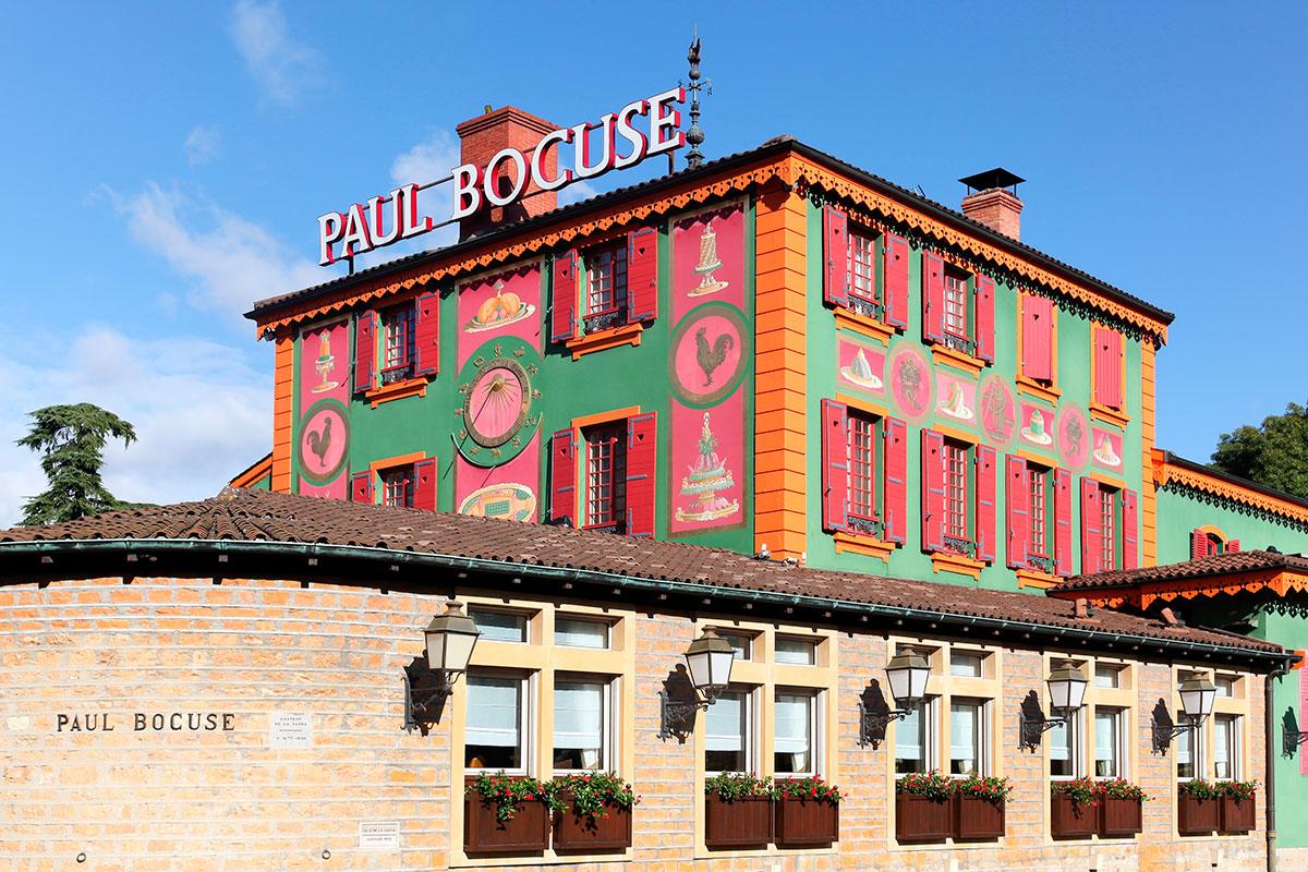 Su restaurante en Lyon. Foto: Shutterstock