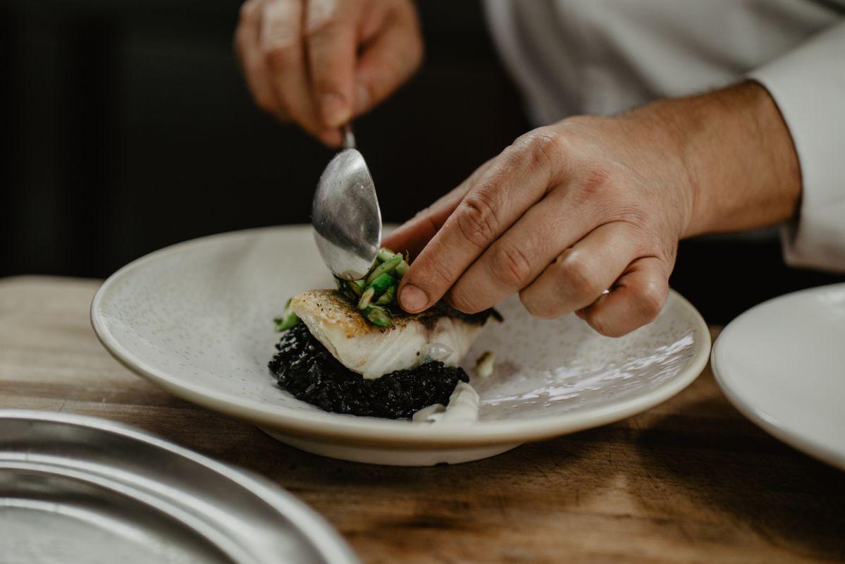 Merluza del restaurante Bido. Foto: Clara Vilar