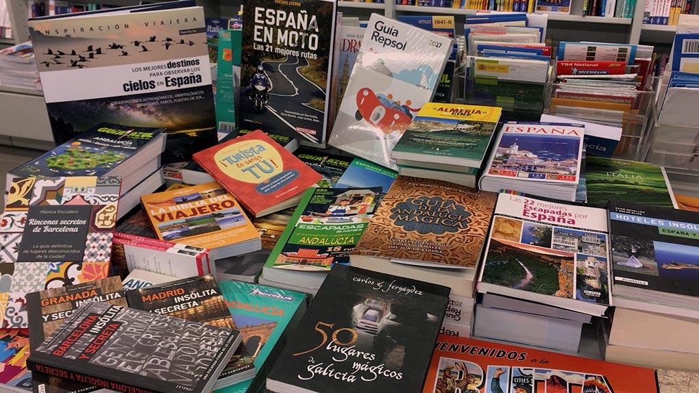 Libros de viajes para regalar. Foto: Clara Peñalver