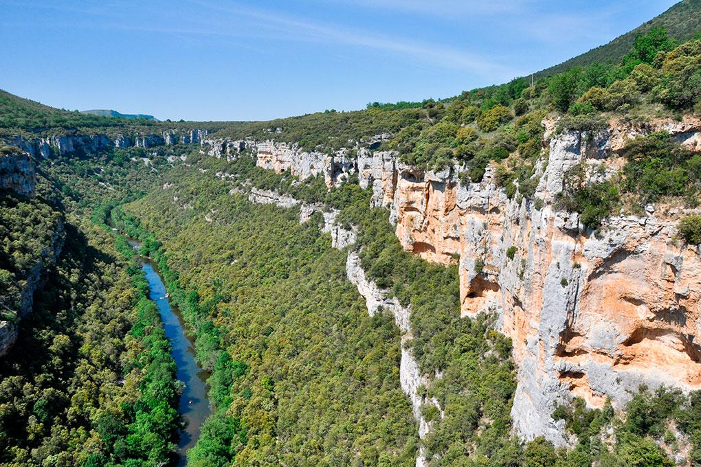 Cañón Río Ebro
