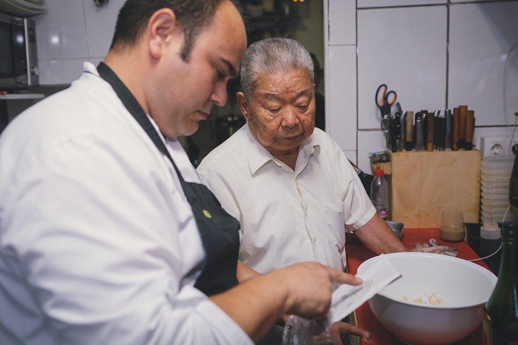 El Rocío Tapas and Sushi