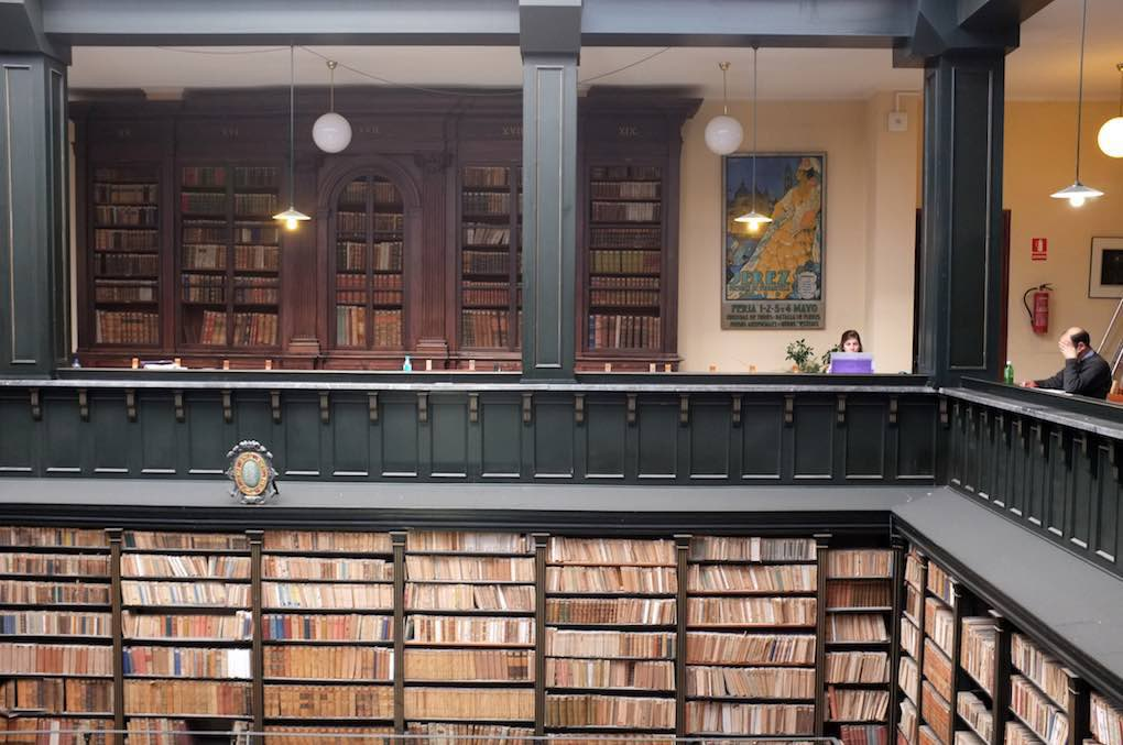 Biblioteca Archivo Municipal de Jerez. Foto: cedida.
