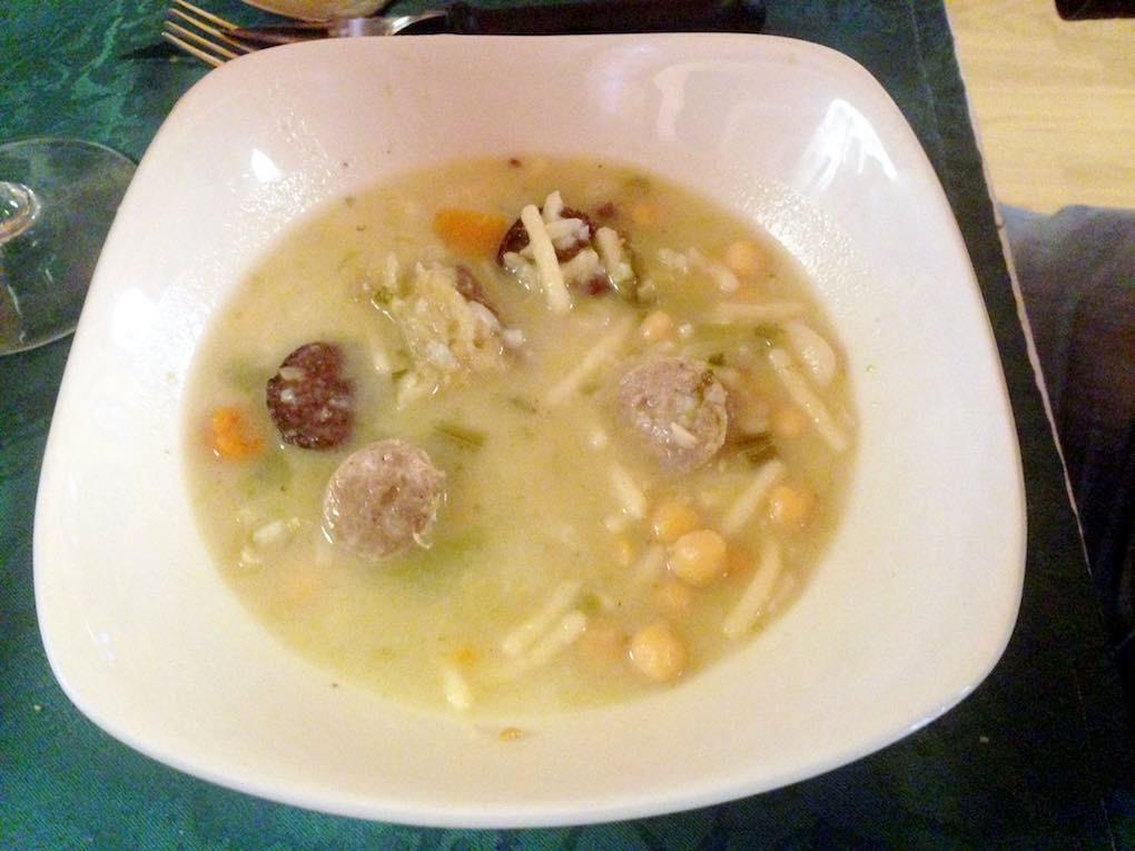 Sopa aranesa. Foto: Facebook