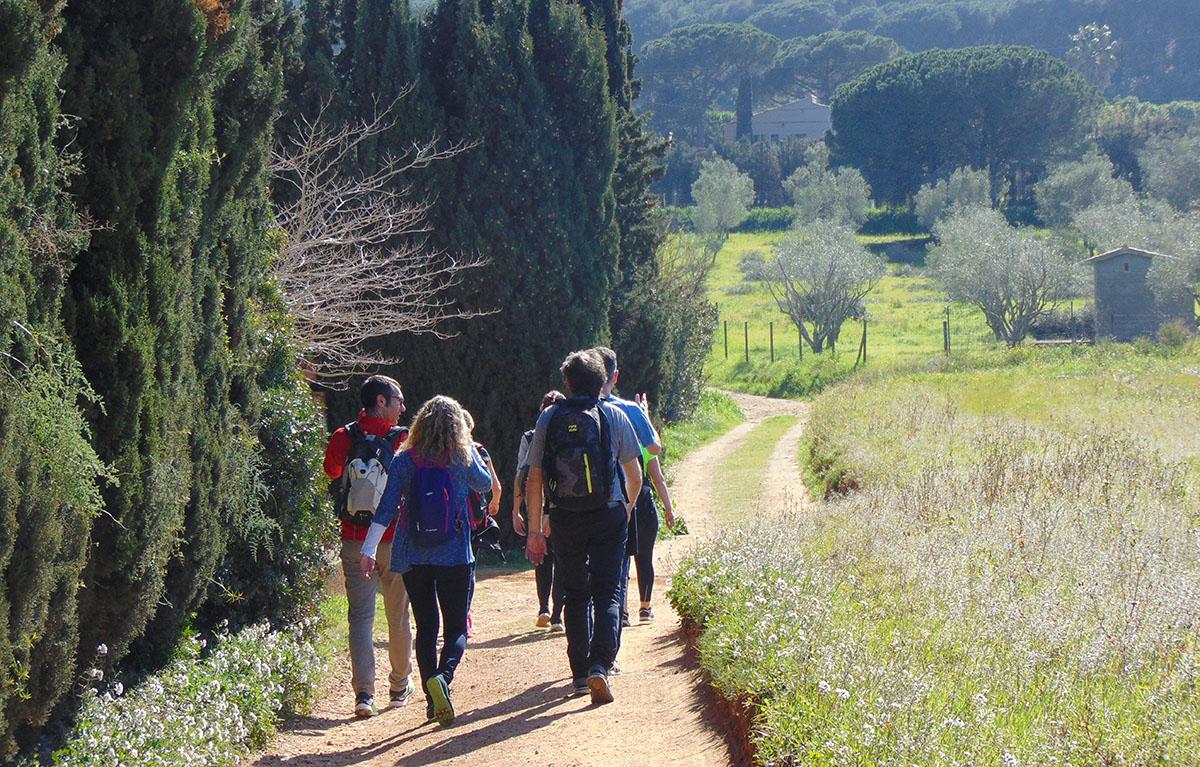 Camino de Ronda (Costa Brava): paseo por Calella. Foto: Anna Otero