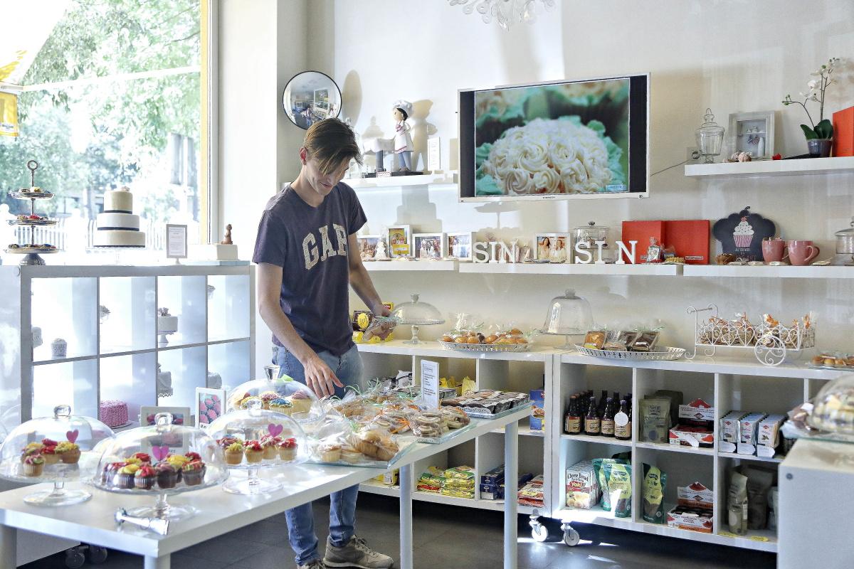 Panadería celíacos, Madrid