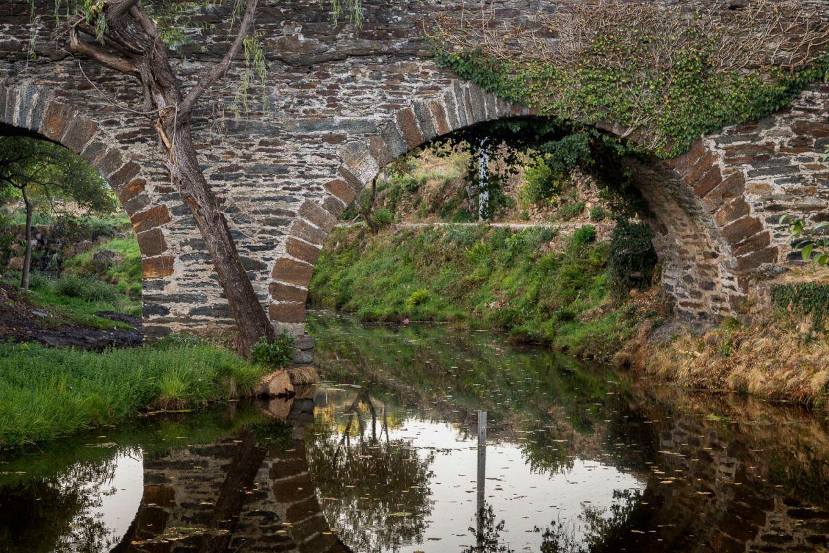 El Rio de Onor, en la parte portuguesa, frontera entre España y Portugal. Foto: Manuel Ruiz Toribio