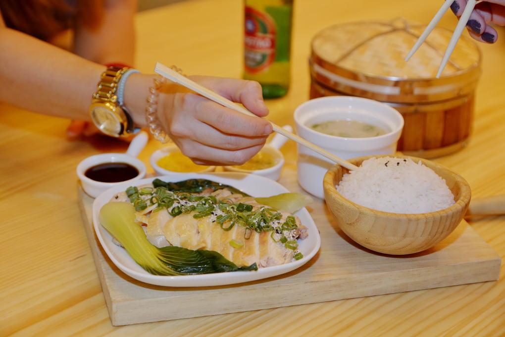 Delicias en Chan Street