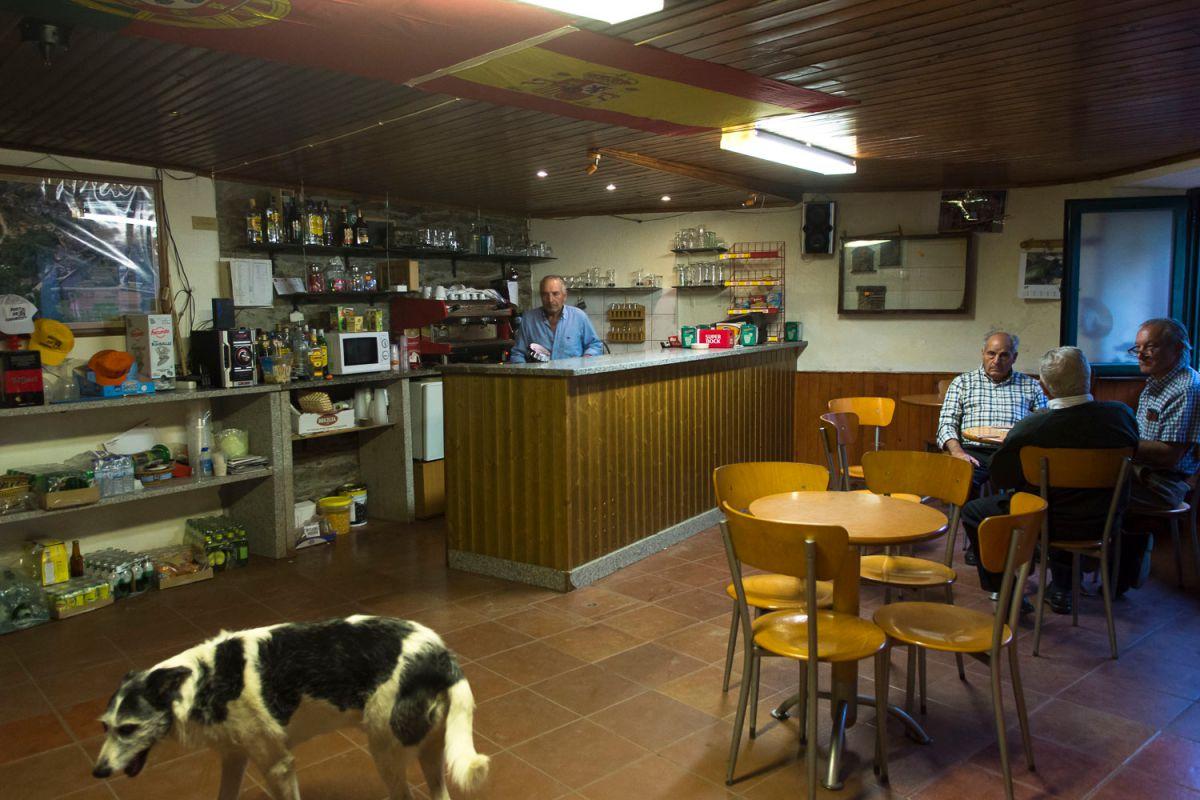 Un bar en Rio de Onor. Foto: Manuel Ruiz Toribio