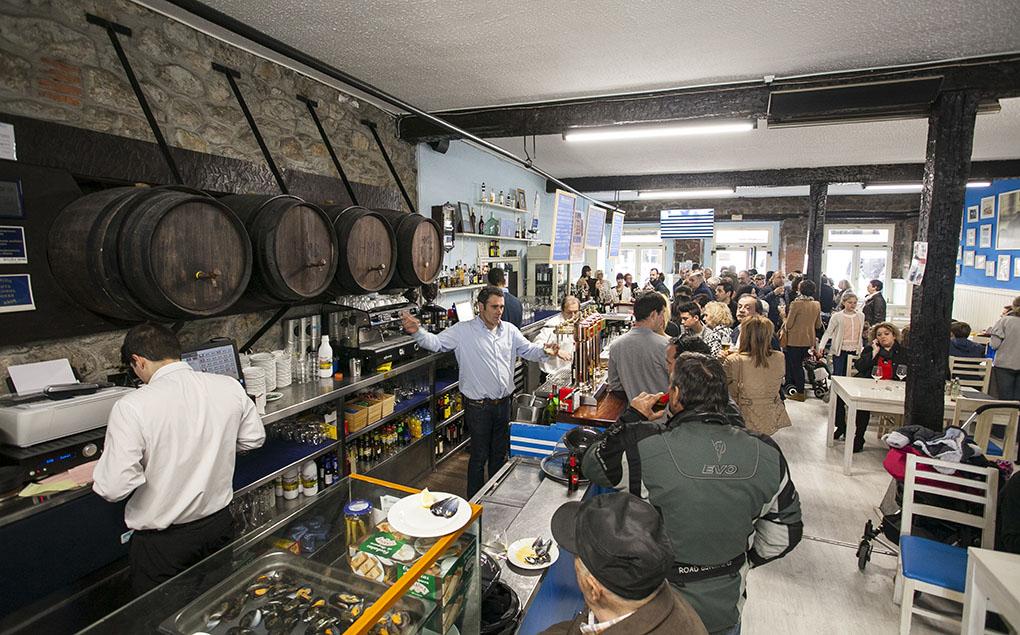 Restaurantes de San Vicente de la Barquera: El Pescador - local - Foto: José García