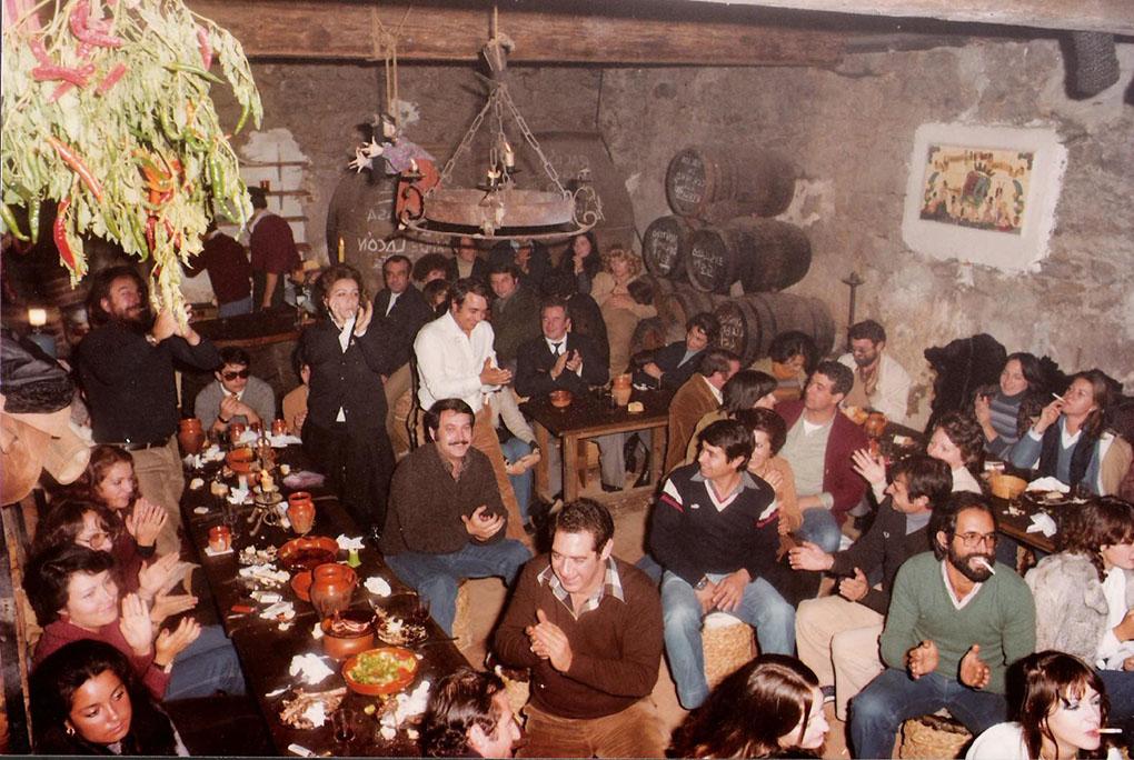 Inauguración de El Matador, en Cuevas del Molar (Madrid). Foto cedida