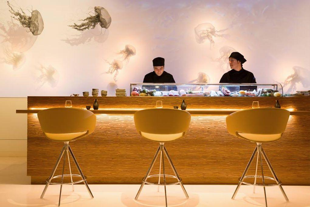 La Gaia, restaurante. Foto: cortesía Óscar Molina