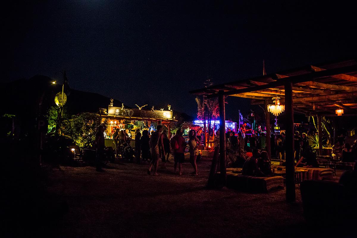 Bar de Jo Bell, Cabo de Gata