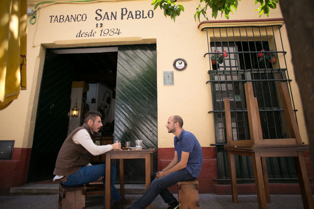 Fachada de San Pablo