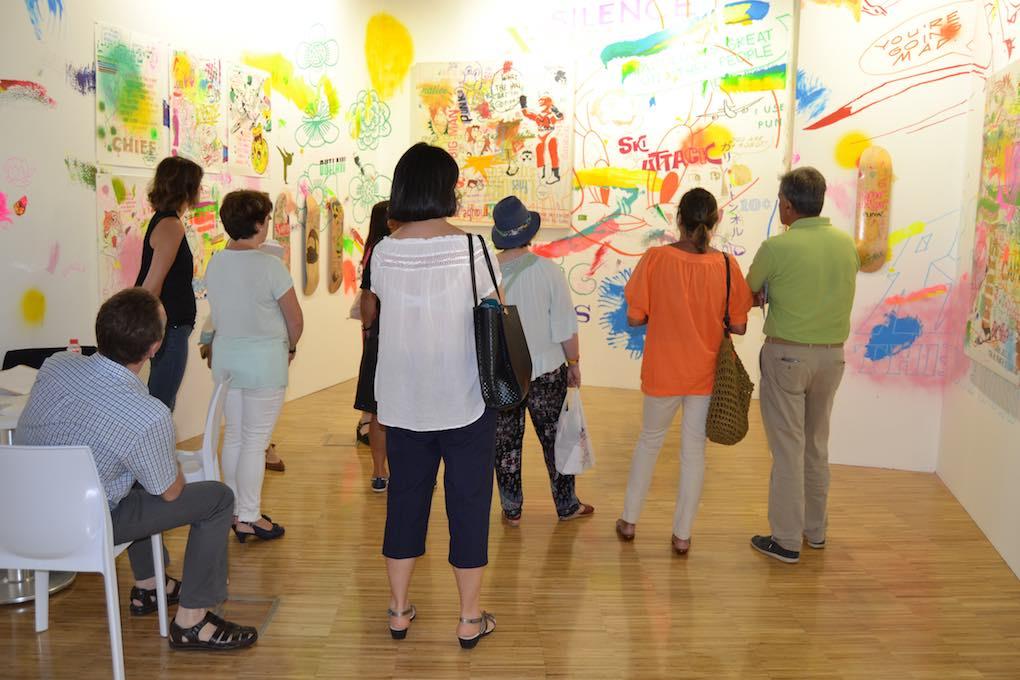 Exposición del año pasado. Foto: ArteSantander