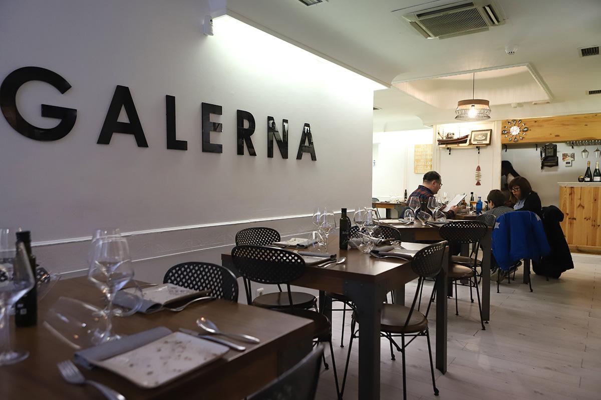 Restaurante Galerna, San Sebastián
