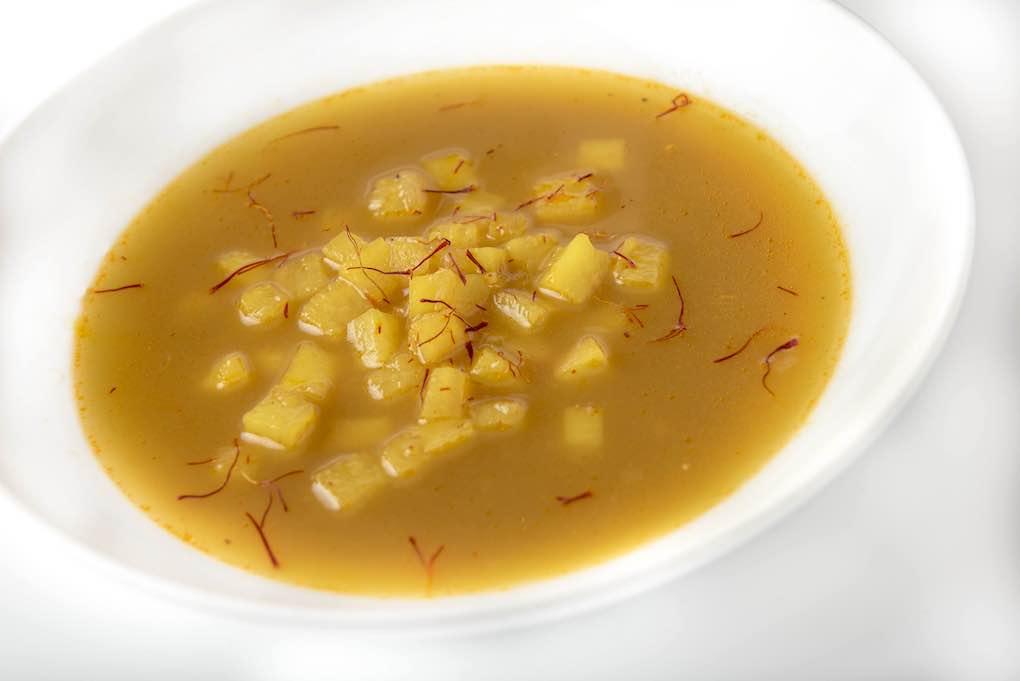 La sopa de la bullabesa