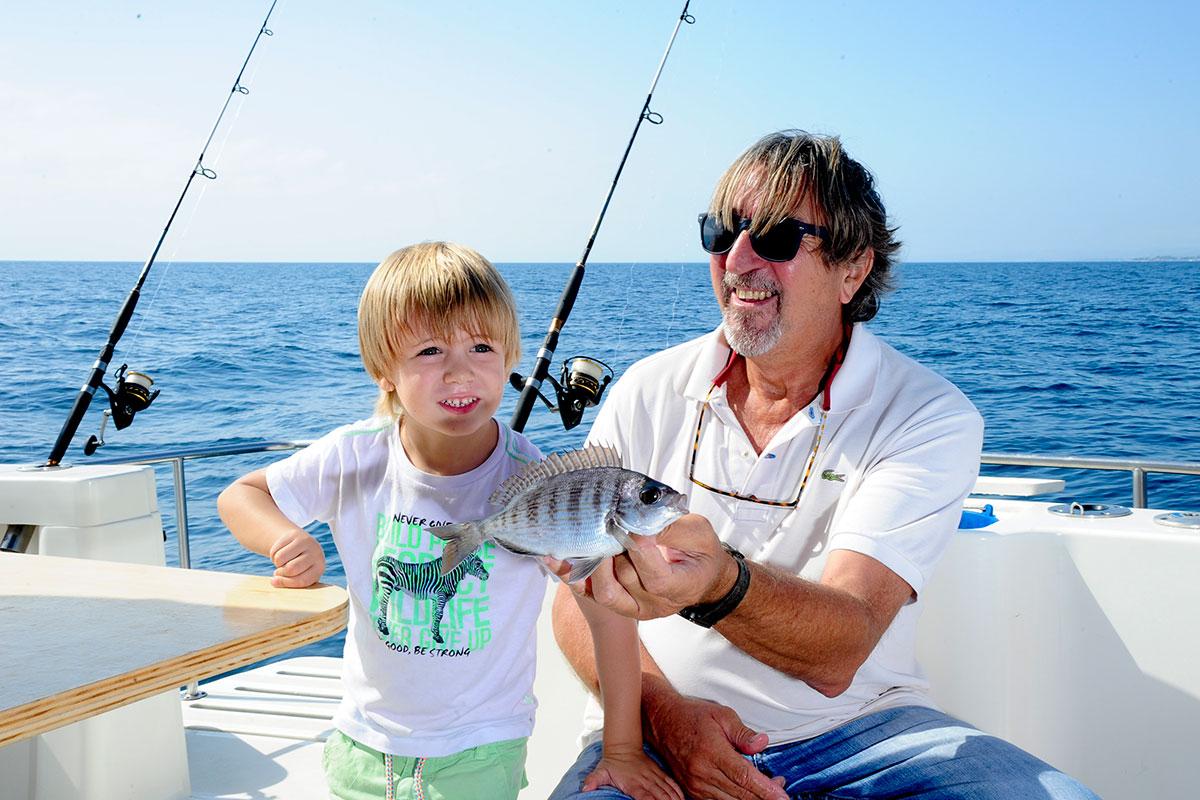 Pescar en Marbella