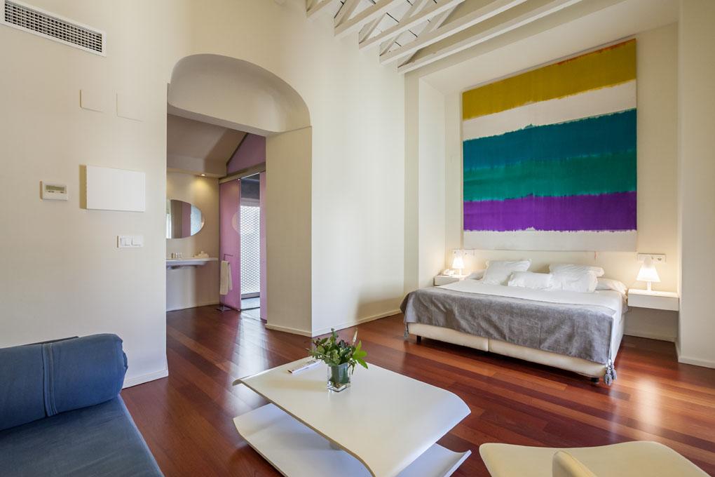 Habitación del Hotel Viento 10