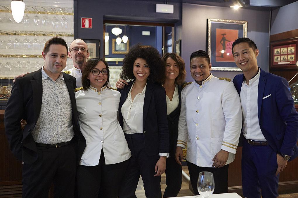 El equipo de Casa Leopoldo