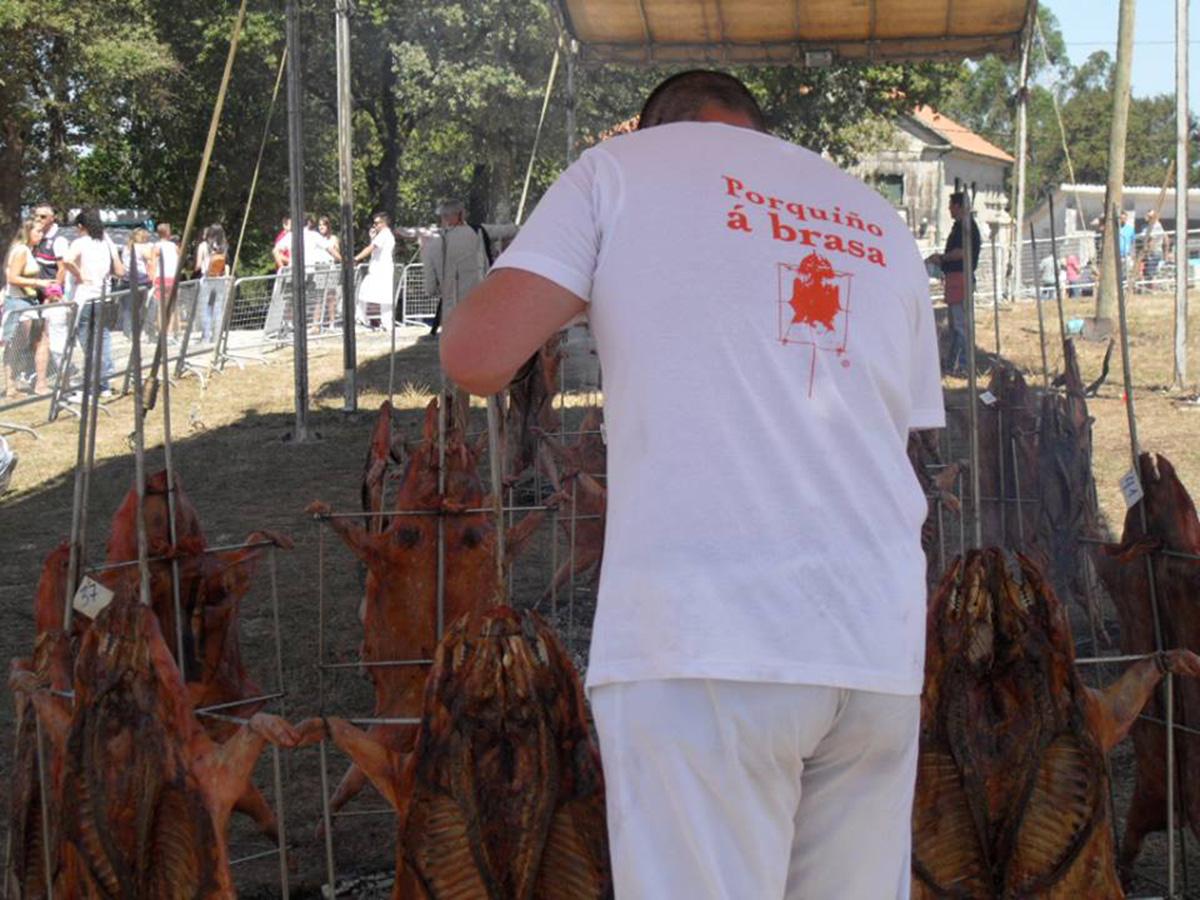 Ferias gastronómicas, Galicia