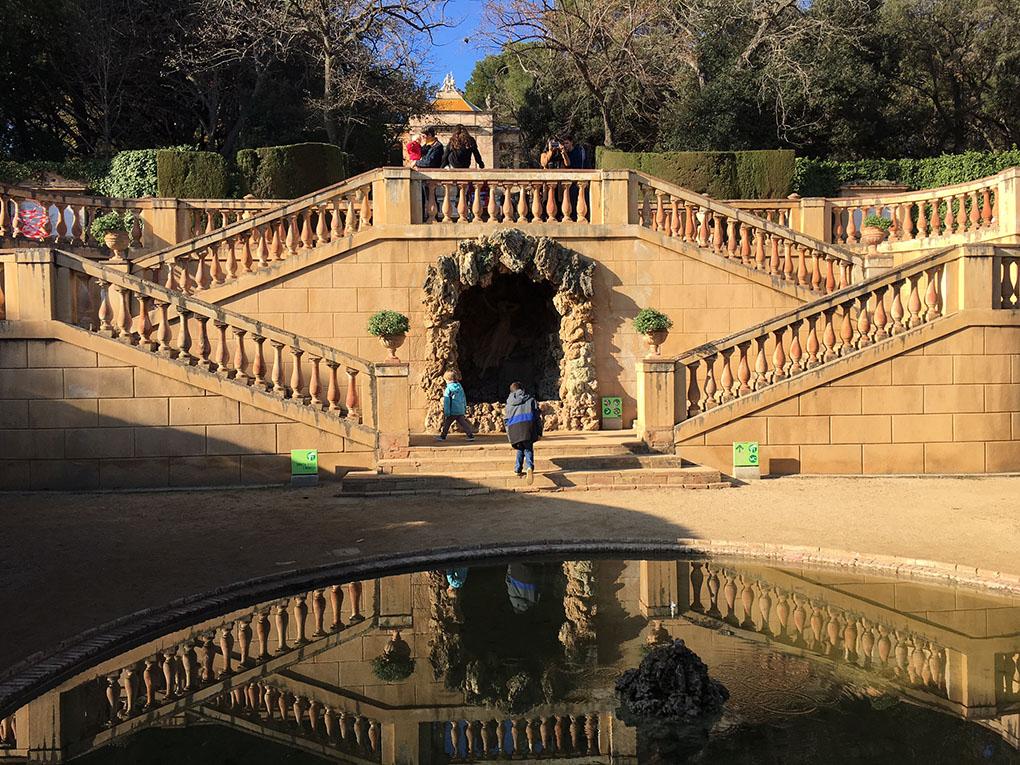 Parques curiosos de Barcelona: El Laberinto de Horta 3. Foto: Beatriz Vigil