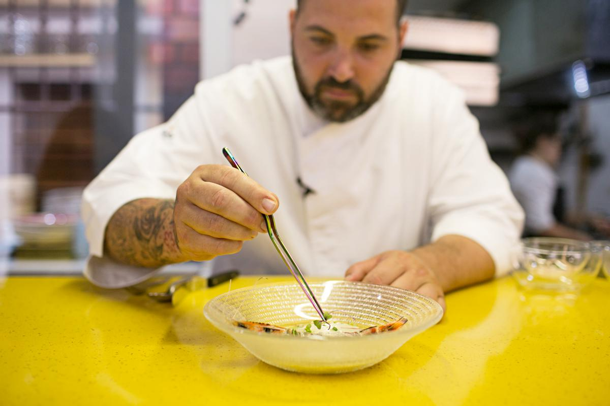 La curiosidad de Mauro, chef