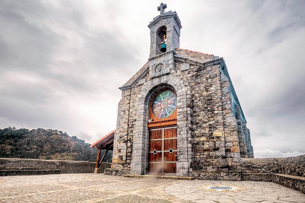 San Juan de Gazpelugatxe, ermita