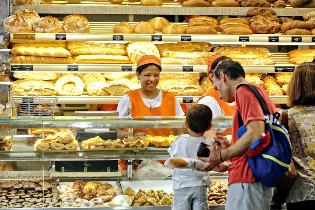 Panadería Orio. Foto: Roberto Ranero