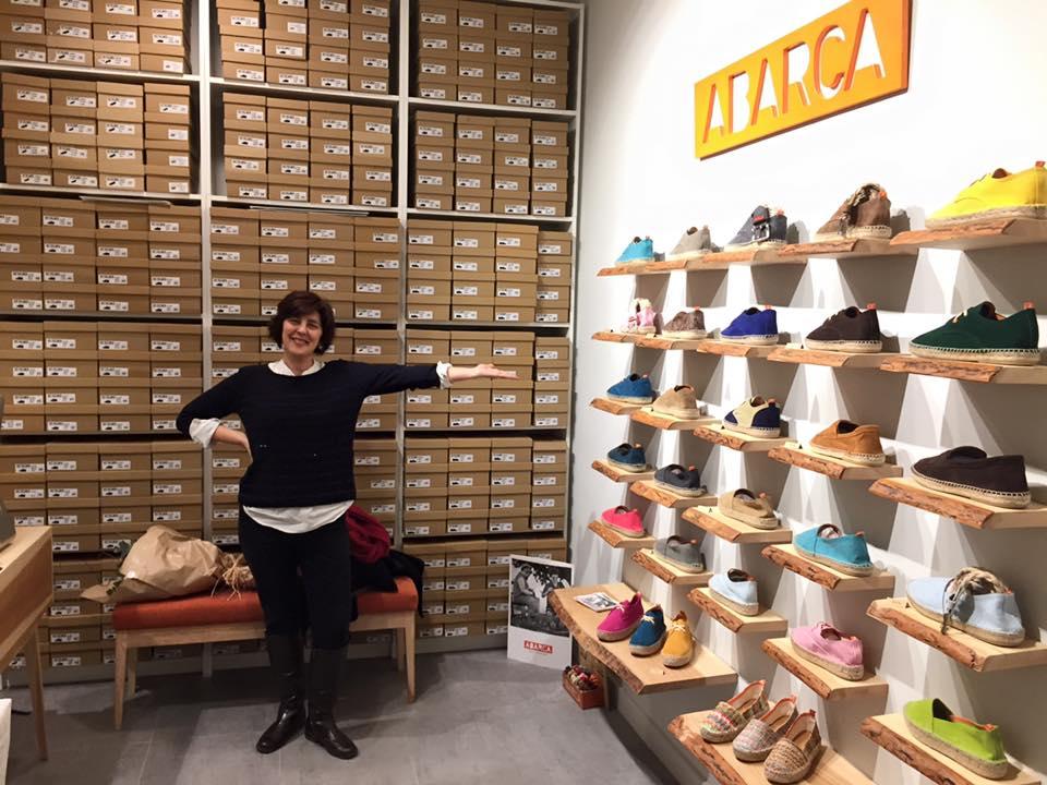 Tienda Abarca Shoes