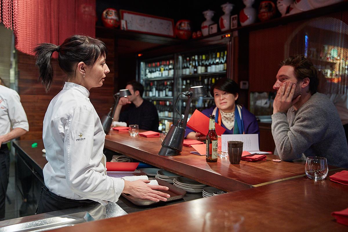 Restaurante Dos Palillos, Barcelona