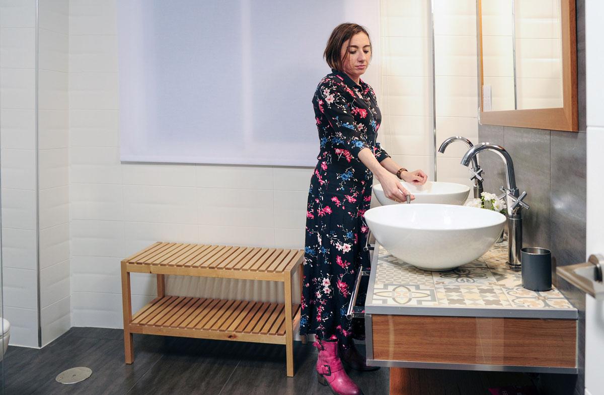 Minimal Rooms, baño