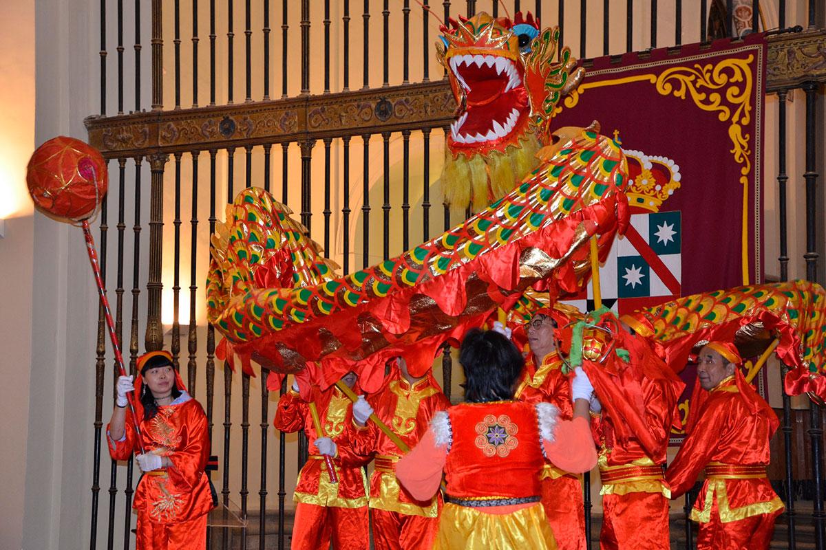 Celebración del Año Nuevo Chino, Toledo