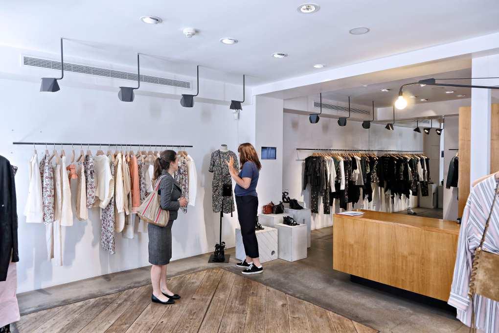 La tienda de Isabel Marant, en Jorge Juan
