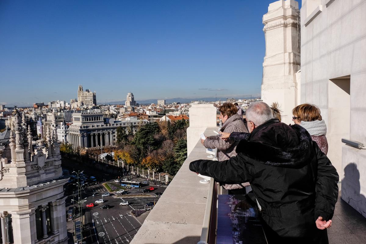 Planes gratis Madrid