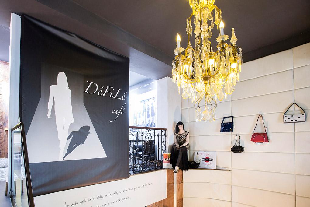 Defilé Cafe