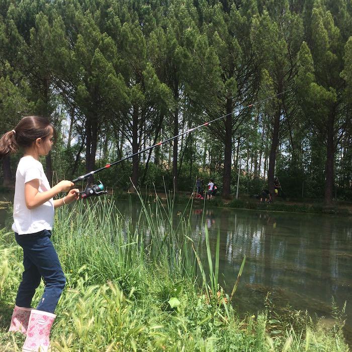 A orillas del río Tajuña. Foto: Joana Saldón
