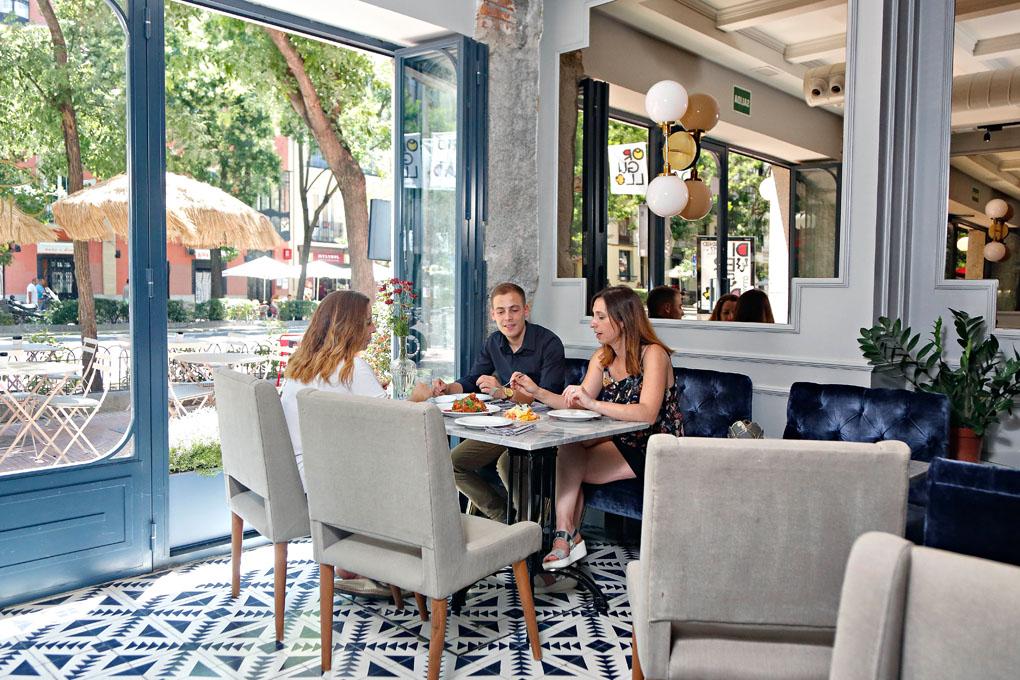 Restaurante Gigi, Pilar