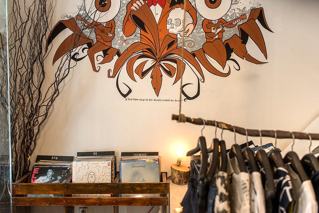 Cuervo Store, Madrid