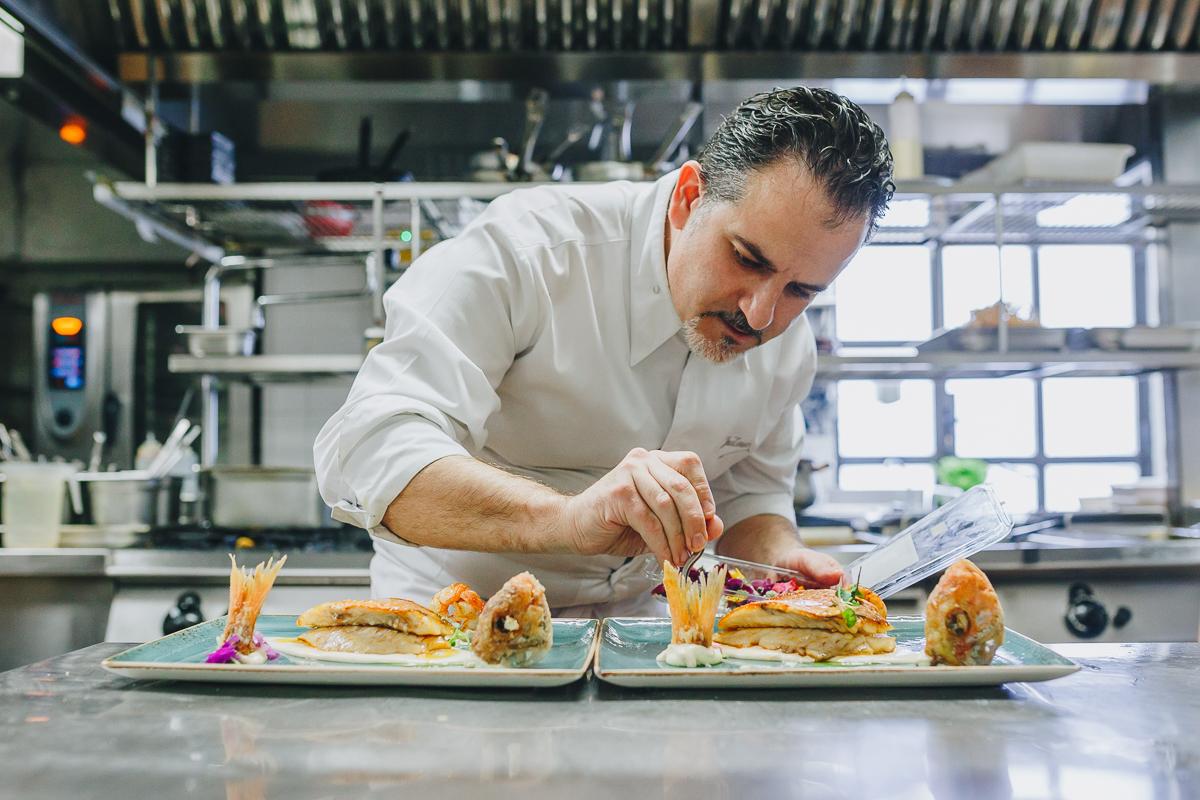 Cocinas de Hermanos Carrasco. Javier Sierra