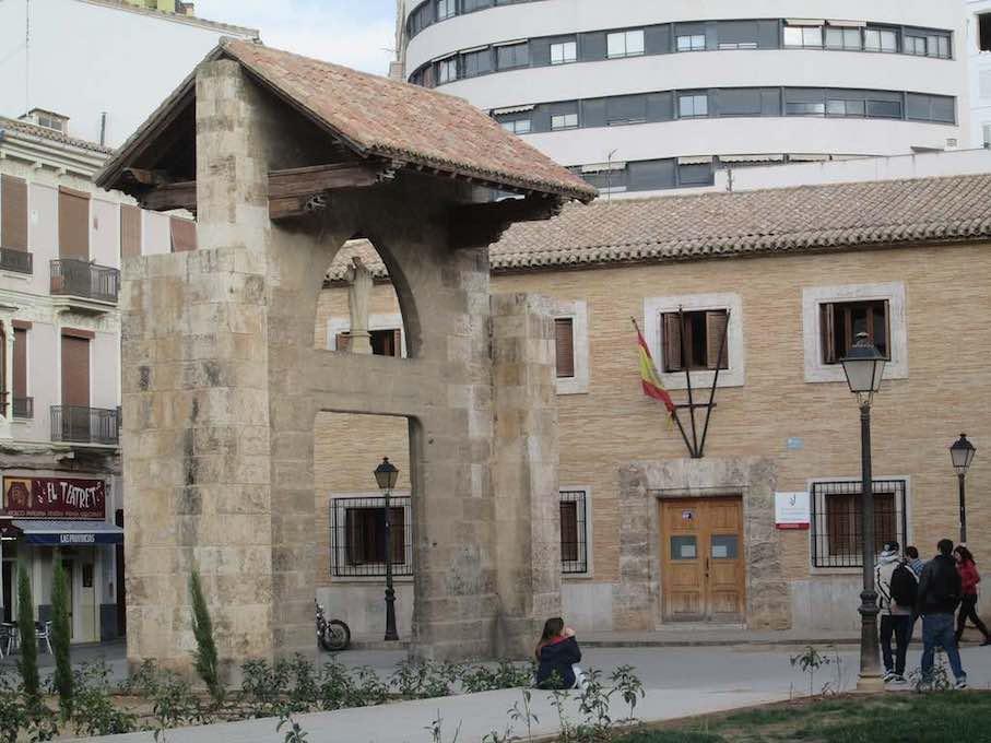 Biblioteca Pública de Valencia. Flickr / Giacomo Callaioli (con Creative Commons)