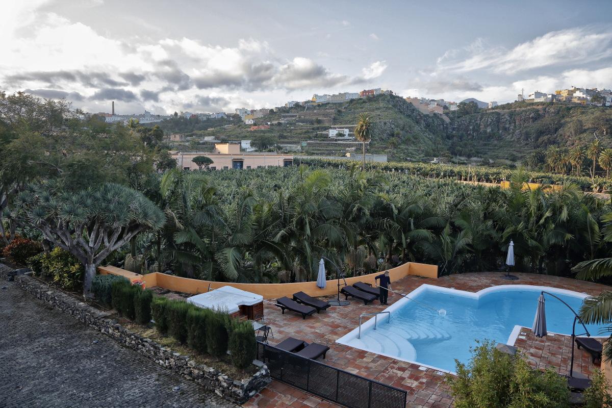 Hacienda El Buen Suceso (Gran Canaria) 1. Foto: Roberto Ranero