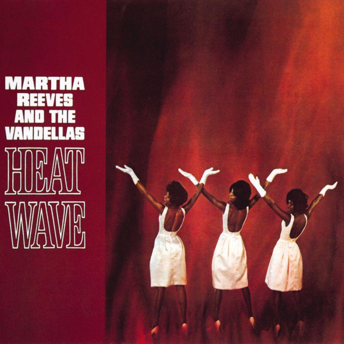 La portada de Heat Wave. Foto: Facebook