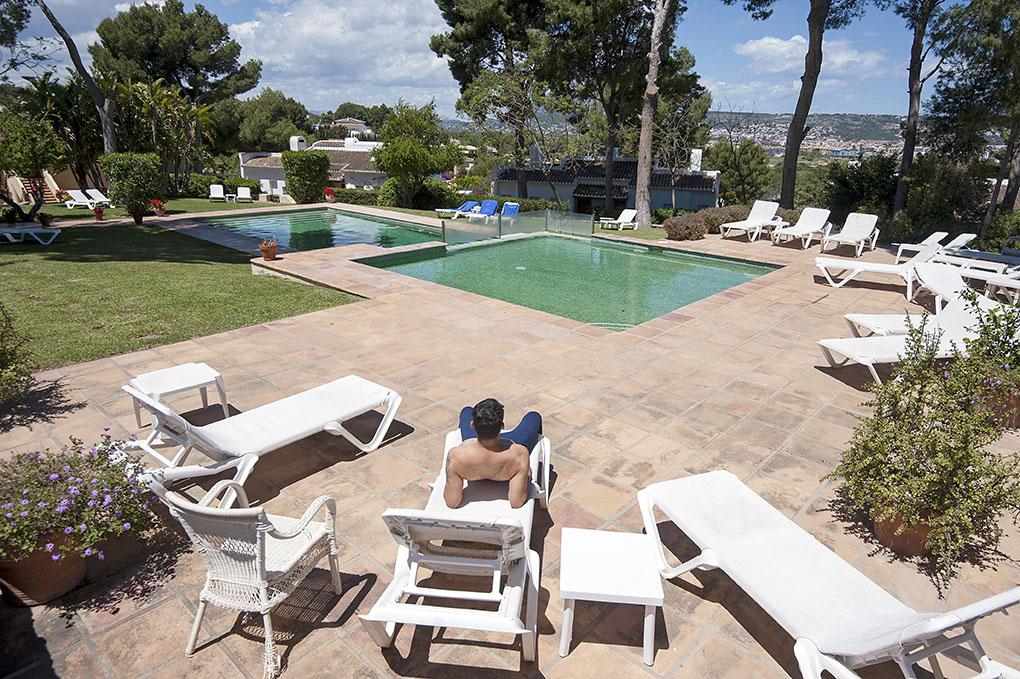 Hotel El Rodat (Jávea) - piscina exterior - Foto: Rafa Molina